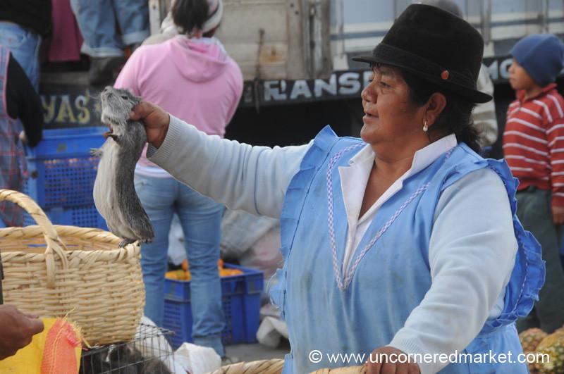 Want This One? Saquisili, Ecuador