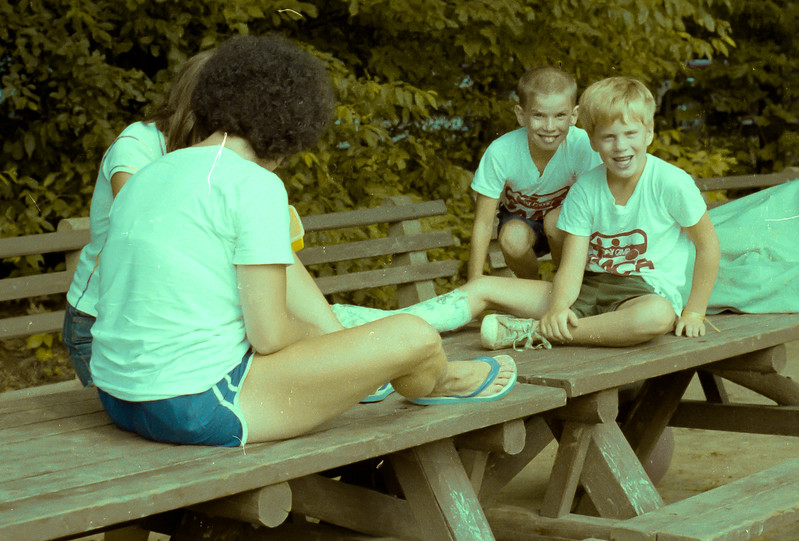 80s Broome Co YMCA Day Camp Book One