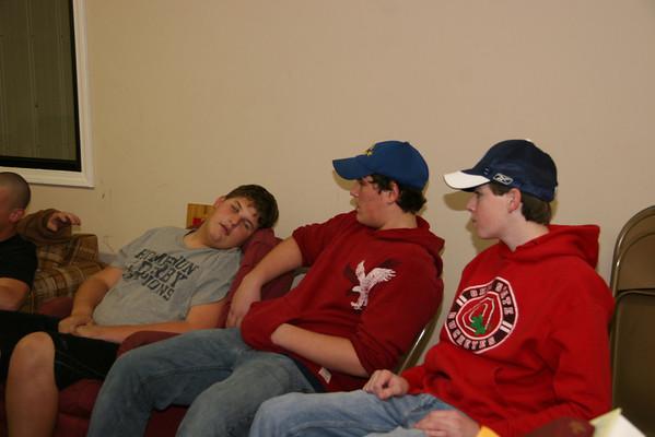 2008 Youth Night (Nov 19th)