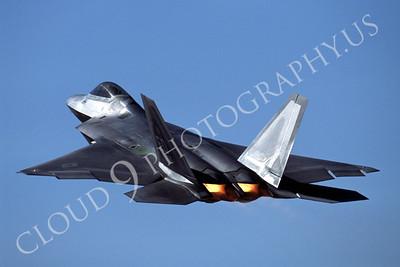 AFTERBURNER: US Air Force Lockheed Martin F-22 Raptor Stealth Jet Fighter Afterburner Pictures