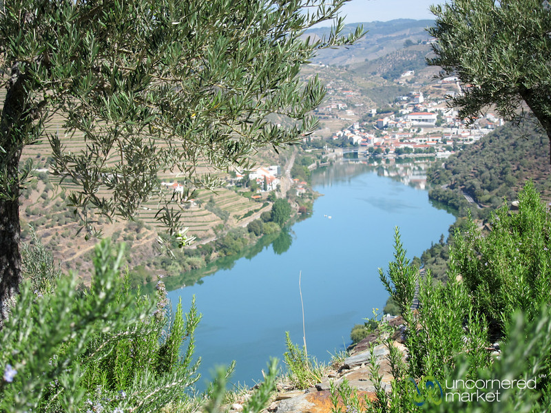 Douro Valley and River - northern Portugal