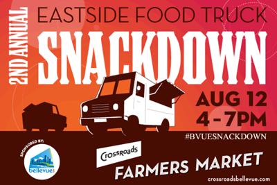 Bellevue Crossroads Food Truck Snack Down