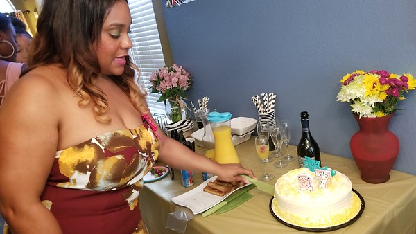 Mijiza's Birthday party 2017
