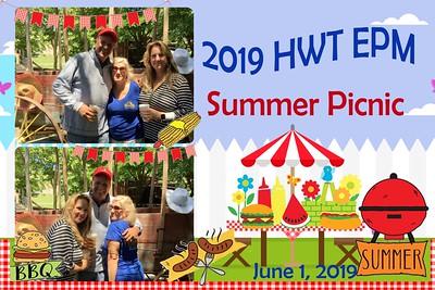 2019 HWT EPM Summer Picnic