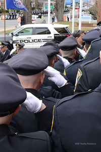 Plymouth Police Officer Gregory Maloney Funeral - 04.08.2014