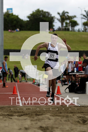 Senior Boys Triple Jump