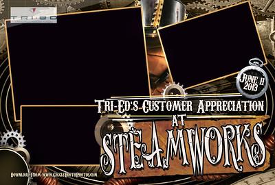 Tri-Ed Customer Appreciation Event @ Steamworks