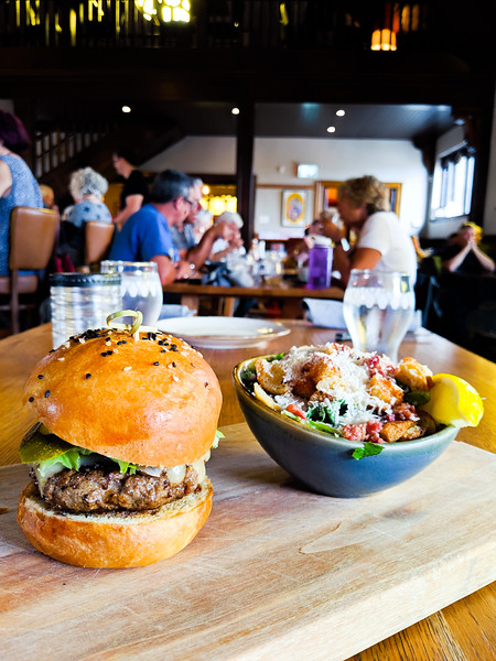 church brewing company burger and caesar salad-4.jpg