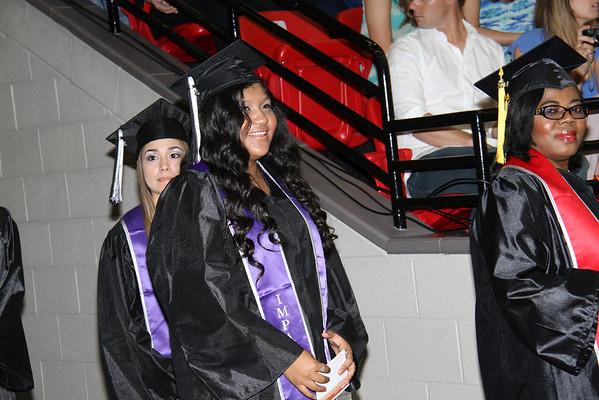 IMPACT ECHS Lee College Graduation