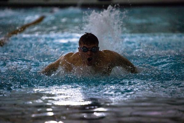 IM Swimming