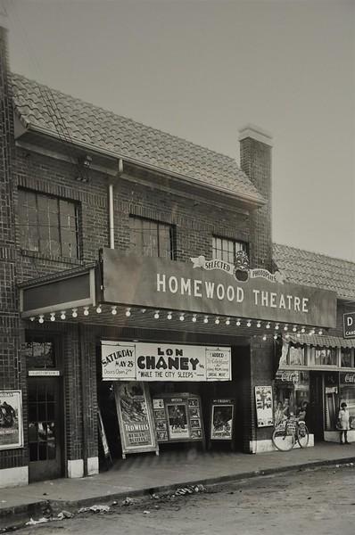 vintage photo of 18th Street Homewood displayed in our lobby.jpg