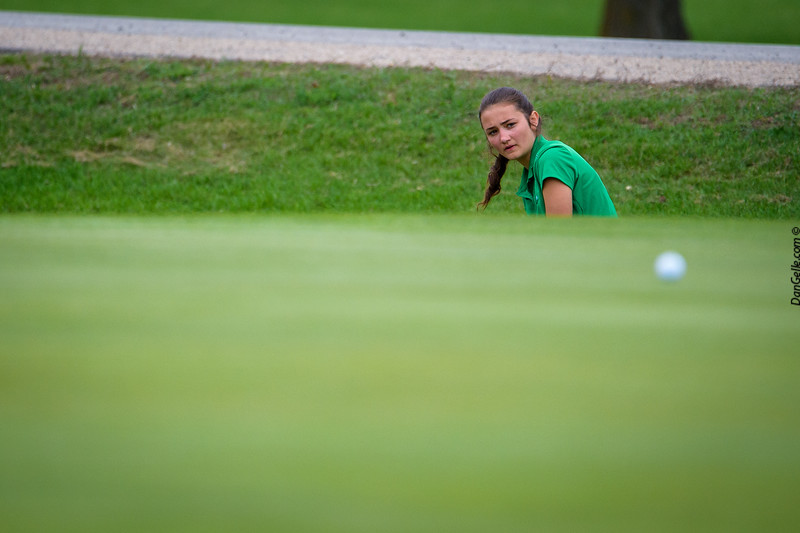 Dragons Girls Golf