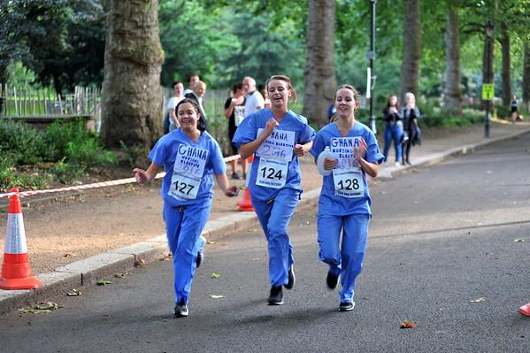 Finish 5km