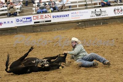 Steer Wrestling Thurs 9-26-19