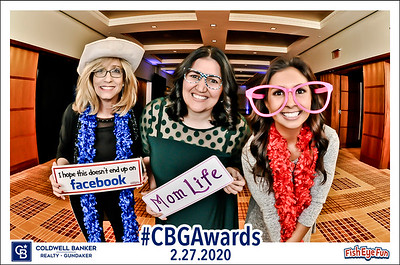 2/27/20 - Coldwell Banker Gundaker Awards Night