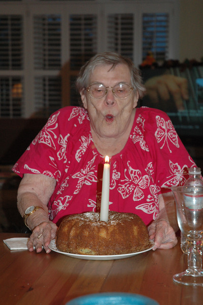 Grandmom's 90th Birthday