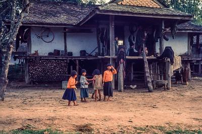 Kontum, South Vietnam  1971-1973