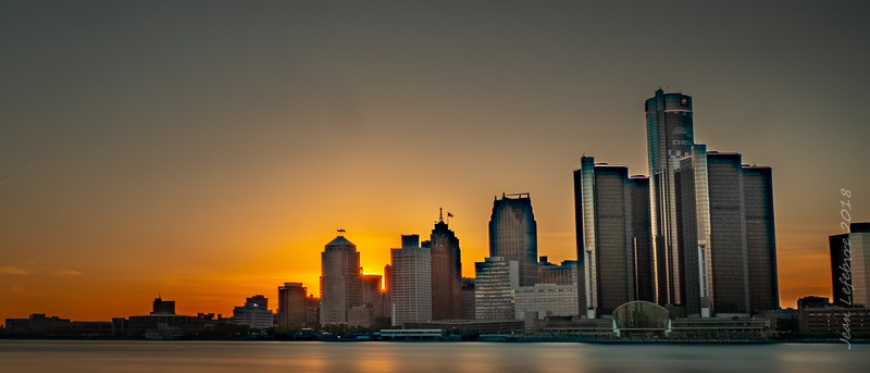 Detroit is Burning!