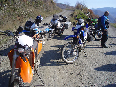 VOG Ride, Oct. 28, 2007