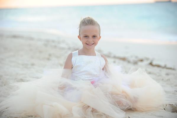 Cayman Reef Wedding