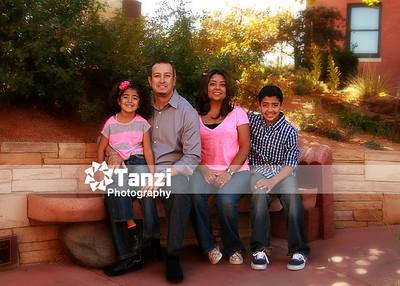 Cordova Family 2012