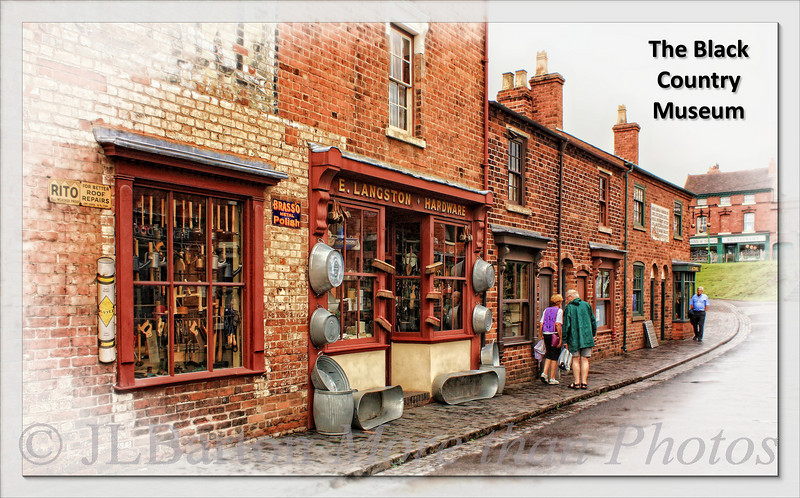 The Black Country Living Museum Dudley, West Midlands, UK An excellent historical day trip