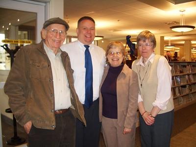 2007 event: Dan & Jeanne Johnson