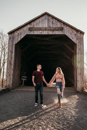 Tim + Marissa | Tyler State Park | 03.13.2021