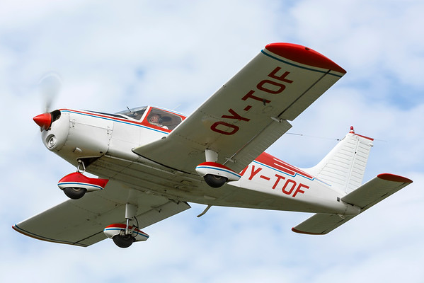 OY-TOF - Piper PA-28-140 Cruiser