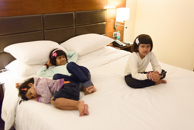 2014 11 10 The Girls 1st Hour at Hotel