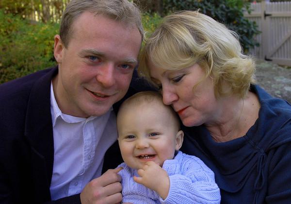 Bishop Family 2005