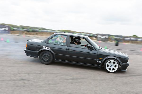 Fueltopia Barrel Sprint 2015 Round 2 - Santa Pod