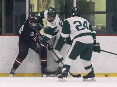 Billerica vs North Andover hockey 012721