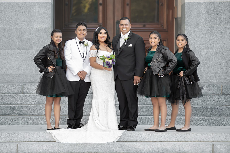 2018-10-13 Tania & Eddie's Wedding