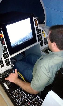 F/A 18 Hornet Sims