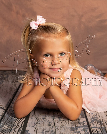 Anna - 3 years old