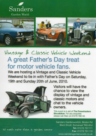 Classic Vehicle Show - June 2010