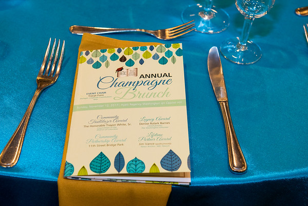 AEDC Annual Champagne Brunch 2017