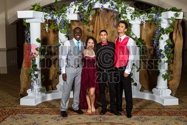 Cornerstone Charter Academy Prom - 2015