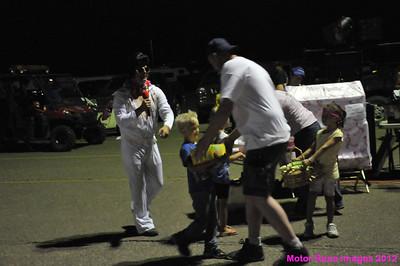 "September 2, 2012 ""Pink Heals Tour and Elvis visit the Speedway"""