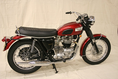 1969 Triumph TR6R bouight from Cooley, sold AZ