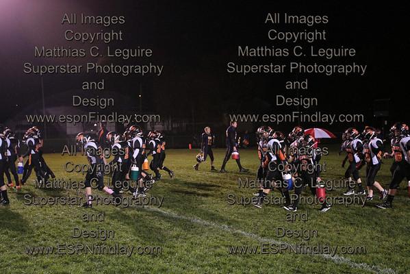 Van Buren vs. Bluffton Superbowl Camera II 10-13-2012