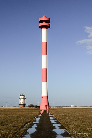 Leuchtturm Balje