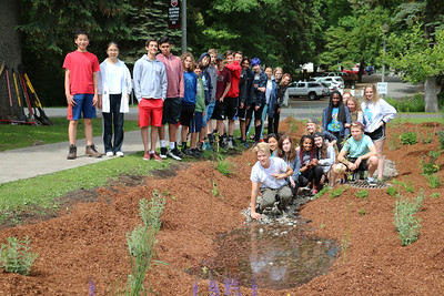 MS 8th Storm Garden Completion 6-4-18