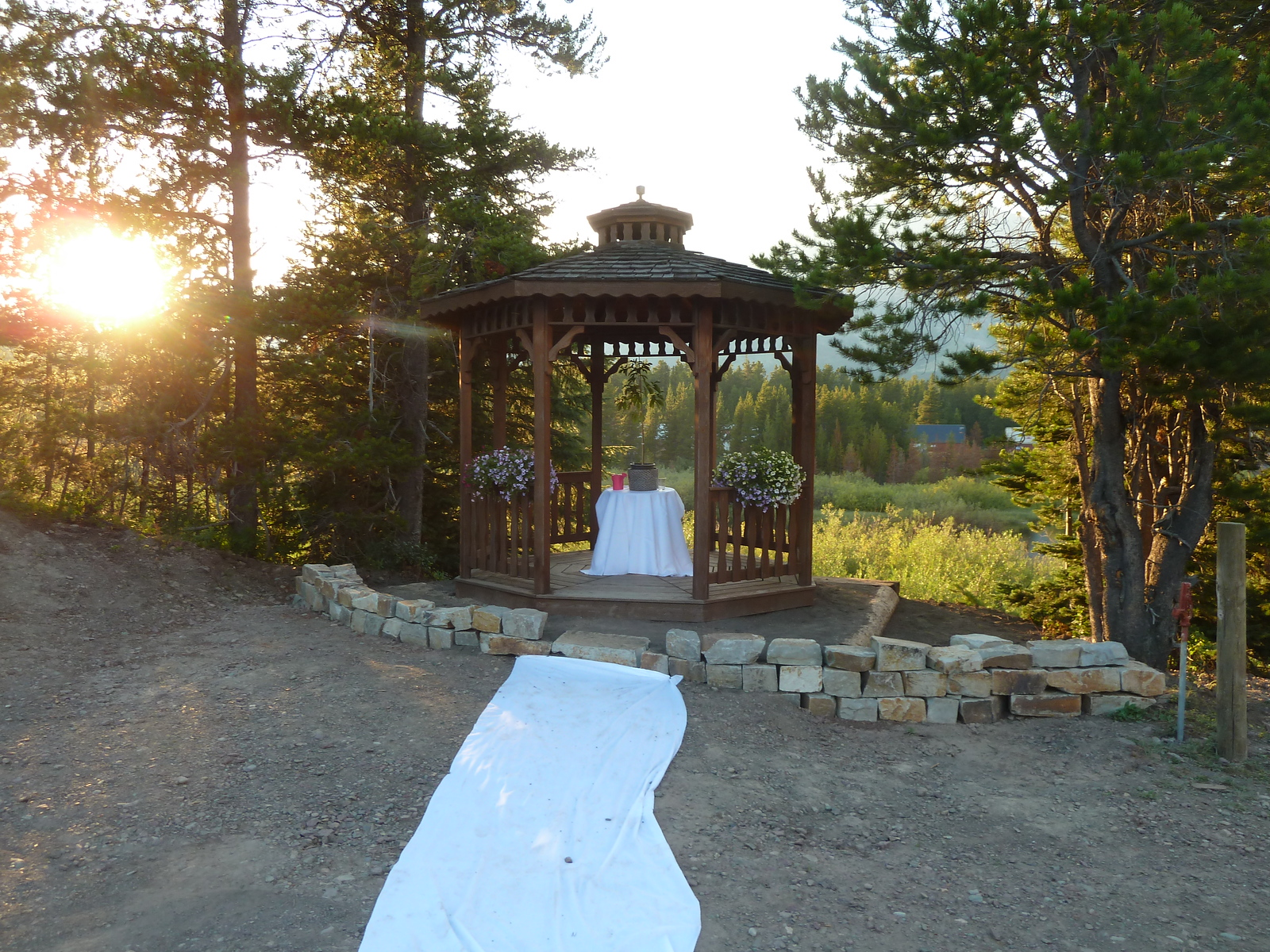 The Grand Wedding Area