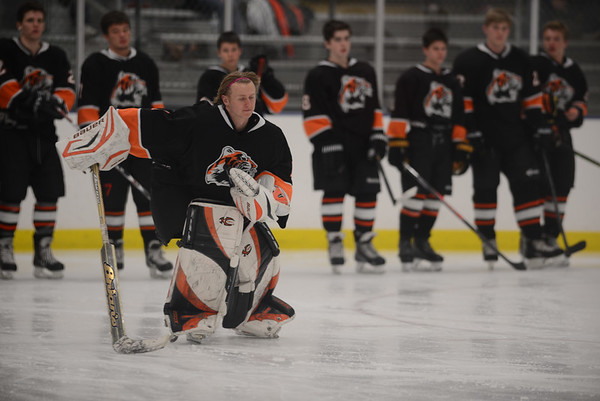 Chagrin Hockey v N. Olmsted (Normandy Tourney)