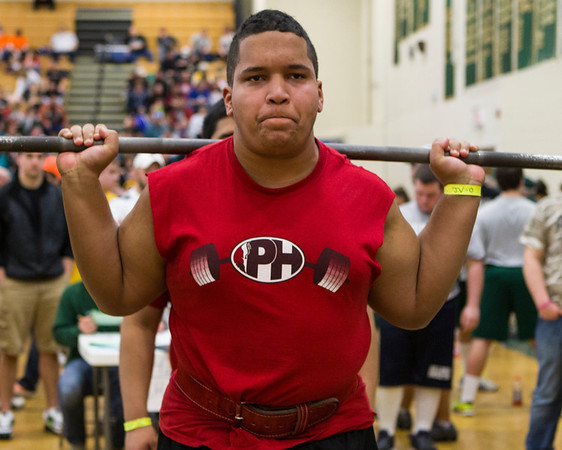 JV - 2013 Michigan High School Power Lifting Championships