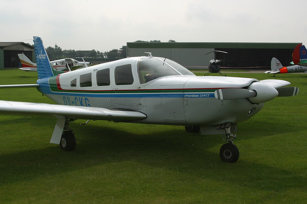 OY-CKG - Piper PA-32R-300 Cherokee Lance
