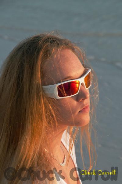 BEACH SHOOT- James Johnson - Photo Experience, Siesta Key. Sarasota Florida - February 22