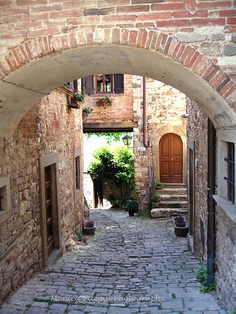 Montefioralle, Italy 2006